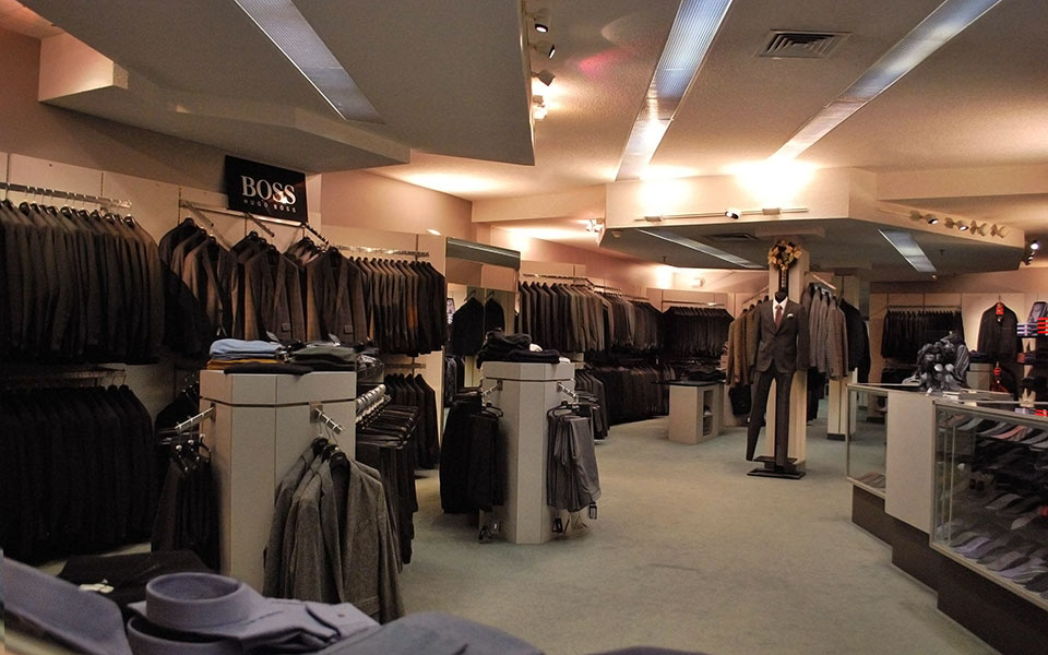 Clothing stores: The best men's and women's fashion in Boston